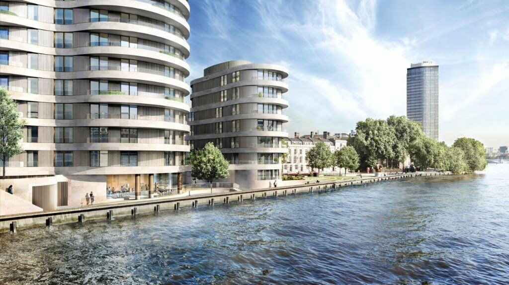 BRAND NEW LUXURY RIVERSIDE DEVELOPMENT IN WESTMINSTER SW1! DESIGNER FURNISHED AND AVAILABLE NOW!