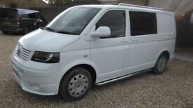 Volkswagen T5, 1.9 T30 102 BHP, 2 berth campervan