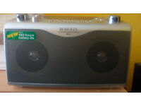 Roberts FM/DAB Digital raido RD-21