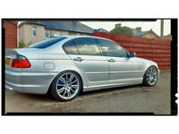 BMW E46 330d M-SPORT ON MV3s !!!/sell or SWAP ???