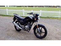 Lex Moto 125ysf 65 reg