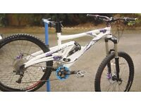 Marin Attack Trail 6.7 150 travel mint condition
