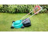 Lawn Mower Bosch Rotak 320c Good working condition
