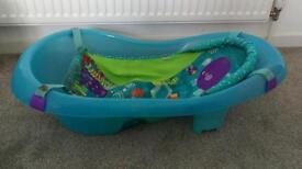 Fischer price baby bath seat and bath