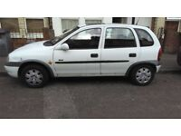 Vauxhall Corsa b 1.2L -power steering electric windows- Reliable