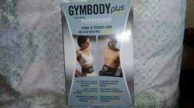 Gymbody plus stomach muscle toner
