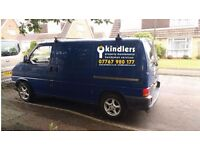 KINDLERS HANDYMAN SERVICES - Hardworking, trustworthy, kind, clean and empathic.
