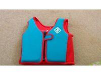 Swim Vest Trainer Jacket