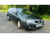55 plate Honda Accord Executive Estate Automatic SUPERB DRIVE PX WELCOME