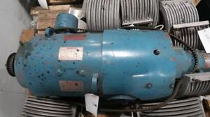 DC General Electric 5hp Motor