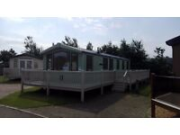 3 Bedroom Double Glazed Central Heated Caravan on Family Haven Park North Wales Coast (Private)