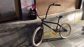 BMX blank bike