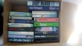 32 Books for sale £15