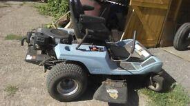 Dixon ZTR zero turn mower