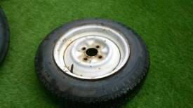 Pirelli caravan / traylor tire