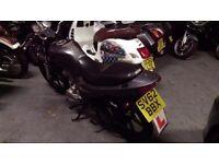 SYM XS 125 Motorbike Needs TLC