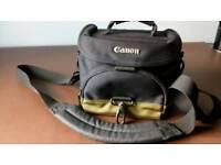Canon camera bag.