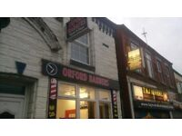 Business for sale barbers and ladies salon