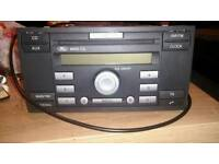 Ford fiesta/ focus cd radio