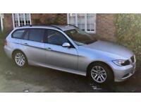 BMW 320d SE estate touring 2007 spares or repair. See description