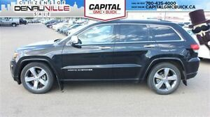 2014 Jeep Grand Cherokee Overland 4WD HEATED&COOLED SEATS NAV RE