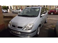 2002 Renault Megane Scenic 1.6 16v in Excellent Condition, Low Mileage, 12 Months MOT and Air Con