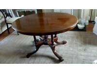Genuine antique table