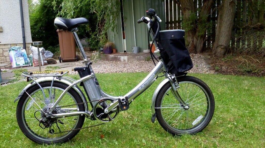 Aluminium Folding Electric Bike for Sale   in Ferry Road