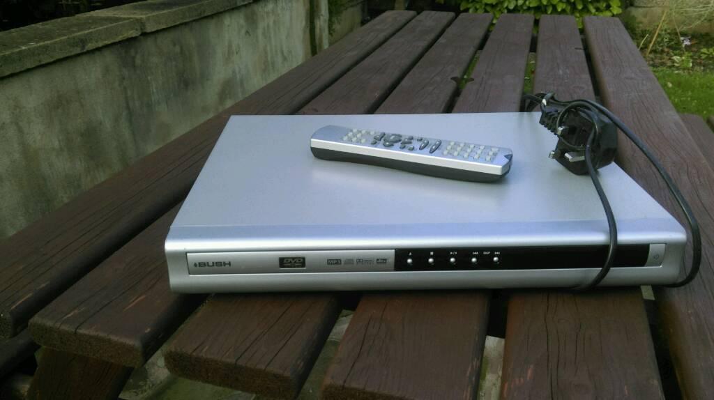 Bush DVD player.