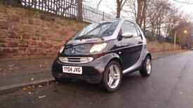 Smart Car Convertible Cabriolet 9,000 miles