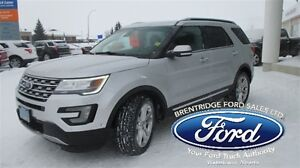 2016 Ford Explorer Limited, Nav, Moonroof