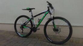 2015 Scott Mountaim bike