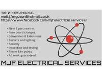 MJF Electrical Services (on Call 24/7)