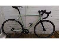 Condor Pista single speed road bike / commuter (58cm)