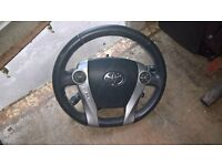 toyota prius full steering and airbag and cruise control 2010-2015