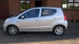 Good condition, silver, one owner, lovely little automatic car