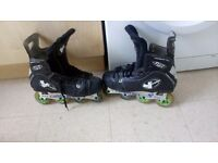 Inline skates summer is coming