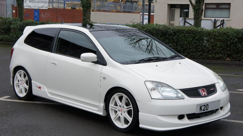 2002 Honda Civic EP3 Type R - HPI CLEAR - Championship White | in Bristol City Centre, Bristol ...