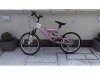 Girls 5 speed bike