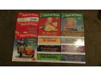 11 Biff, Chip & Kipper books Level 4