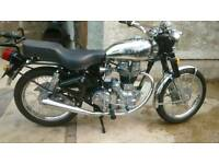 Royal enfield 350 bullet 2007 customised LOWERED PRICE