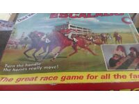 CHAD VALLEY ESCOLADO HORSE RACING GAME
