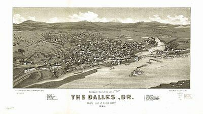 OREGON VINTAGE PANORAMIC MAPS COLLECTION ON CD