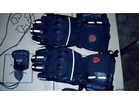 Weise Montana Heated Gloves motorcycle