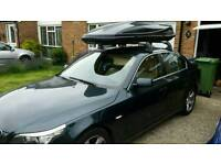 BMW Roof Box and Bars