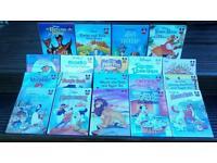 19 Disney story books with free Disney album.
