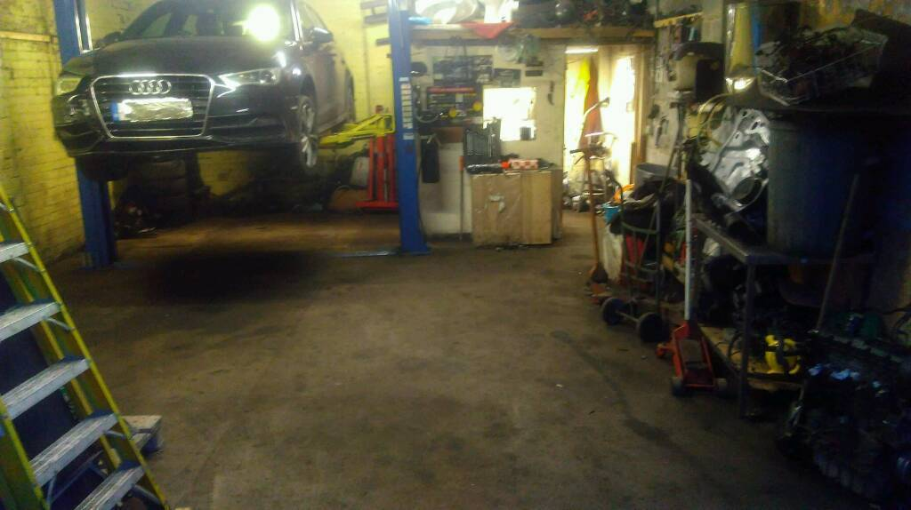 Garage Business For Sale