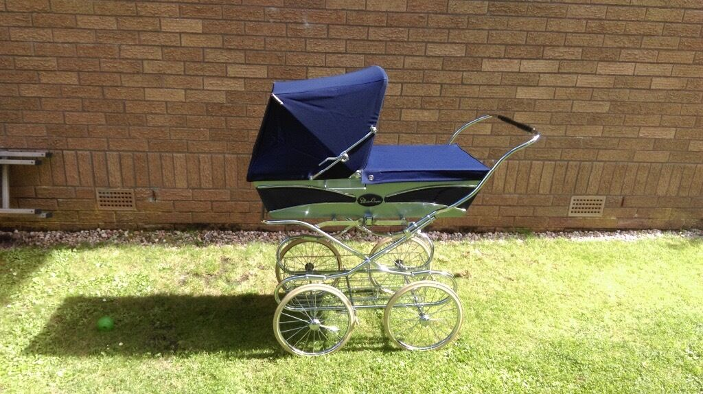 Silvercross Grosvenor Pram 1980 In Dunblane Stirling