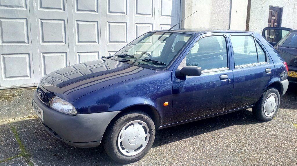 ford fiesta finesse s reg 1998 62335 miles in south ockendon essex gumtree. Black Bedroom Furniture Sets. Home Design Ideas