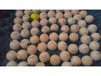 375 good quality golf balls